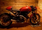 Ducati Scrambler 400 Custom Rumble Eastern Spirit Garage