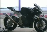 Bimota Moto2 - HB4 na torze