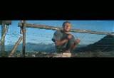 Wielka Ucieczka - Steve McQueen skacze na motocyklu