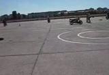 skuter wheelie 2
