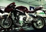Fabryka MV Agusty w Varese sklada oczekiwana F3