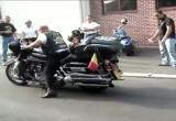 Harley-Davidson w niewlasciwych rekach - wypadki