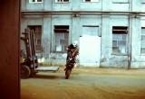 KTM 125 Duke i Slowenski stunter w akcji