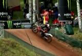 Klasa MX2 na motocrossowych MS - Lotwa 2011
