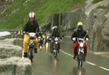 Motorowerami w Alpach - rajd przez trzy Szwajcarskie przelecze