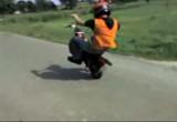 Motorynka Stunt 3