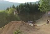 Woodstrokes 2010 - pierwsze zawody w Trial X 1