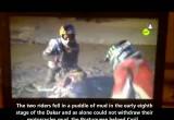 Zachowanie anty fair play wielokrotnego zwyciezcy Rajdu Dakar