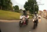 Yamaha R1 Yamaha R6 2008 klip