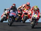 MotoGP Phillip Island - zdj�cia z najlepszego wy�cigu w sezonie