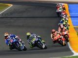Finał MotoGP na torze w Walencji - fotogaleria