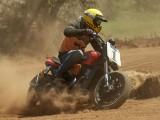 Flat track na Harleyach - [galeria zdjęć]