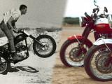 Triumph Bonneville T100 i T120 Bud Ekins Special Edition. Galeria zdjęć