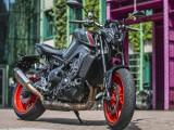 Yamaha MT-09 na rok 2021 - galeria zdjęć