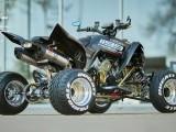 Yamaha Raptor z silnikiem 1199 Panigale. Gdyby Ducati stworzyło quada mógłby wyglądać właśnie tak [ZDJĘCIA]