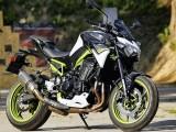 Kawasaki Z900 model 2021 w naszym obiektywie [GALERIA ZDJĘĆ]