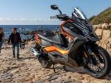 Kymco DT X360 - przygodowy crossover na zdjęciach
