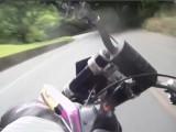 KTM 144 SX w akcji