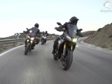 Yamaha MT-09 Tracer 2015 - video klip