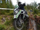 BMW GS Trophy 2014 testy z