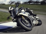 2015 Yamaha R1M on track z