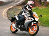Honda CBR125 2011 z