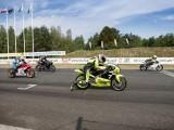 Moto3 start wyscigu z