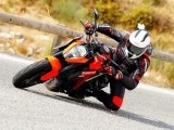 KTM SuperDuke 1290 R Andaluzja z