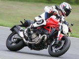 Slawinski Ducati Monster 821 z