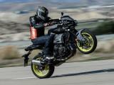 Guma Yamaha MT 10 2016 z