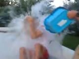 Marc Marquez Ice Bucket Challenge z