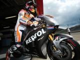 Casey Stoner Honda MotoGP Motegi test 2013 z