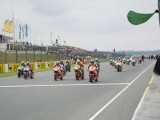 na starcie motogp sachsenring 2014 z