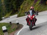 2015 Ducati Multistrada 1200S DVT z