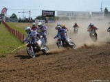 start wyscigu MX z
