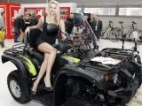 Motor Show Poznan 2014 stoisko Romet z