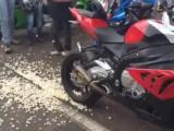 BMW S1000RR Popcorn z