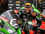 tom sykes wygrywa superpole donington 2015 z