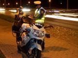 kontrole drogowe na BMW K1200S z