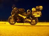 Honda VFR 800 gotowa do drogi z