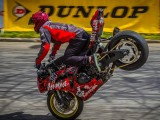 Korzen stopal Moto Show Bielawa Polish Stunt Cup 2015 z