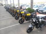 Test Yamaha XSR900 Fuertaventura  z