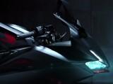 Honda CBR250RR czaszka z