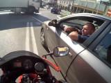 motocyklista lamie przepisy z