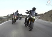Yamaha MT-09 Tracer 2015 - video klip