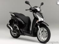 Statycznie Honda SH125 150 2013