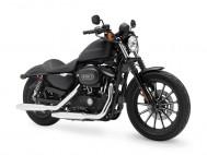 Harley Iron 883 bok