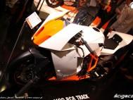 KTM 1190 RC8 Track przod lewy