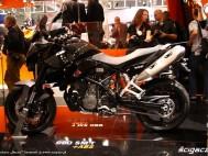 KTM 990 SMT ABS profil