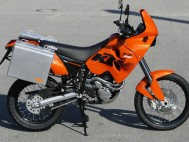 KTM 640 Adventure Travellers Edition
